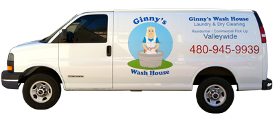 ginnys wash house